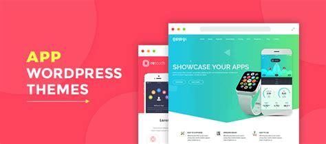 themes app 2018 5 best app wordpress themes 2018 formget