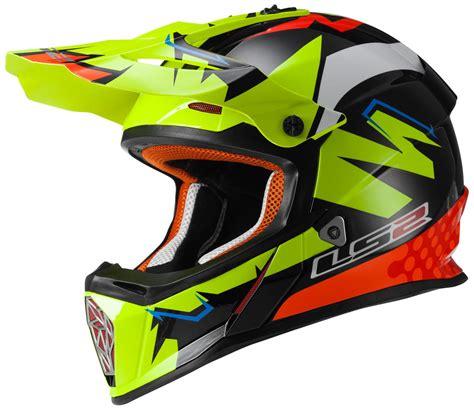 ls2 motocross helmets ls2 mx437 fast replica isaac vinales mx helm g 252 nstig