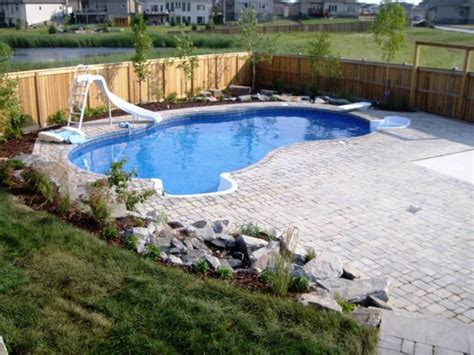 inground pools for small yards pictures of inground pools in small backyards 28 images