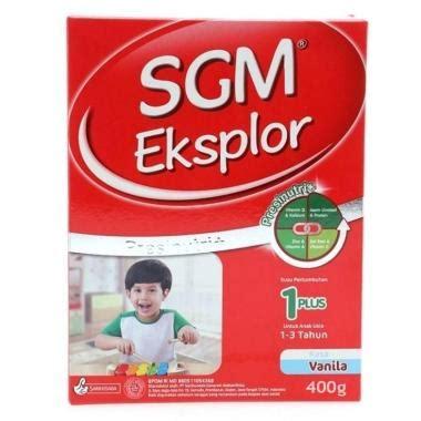 Sgm Eksplor 1 Soya Madu 700gr jual bayi sgm eksplor terbaru harga promo
