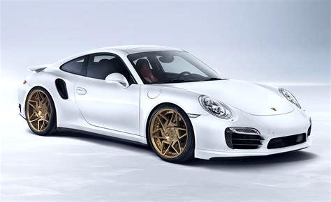 Porsche Production by Porsche 911 Turbo S Der Felgenexot Prototyp Production