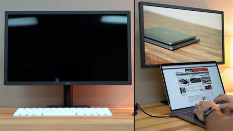 4k display review lg ultrafine 4k display paired with apple s 2016