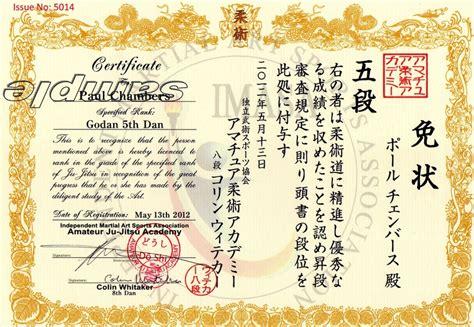Grading Licenses