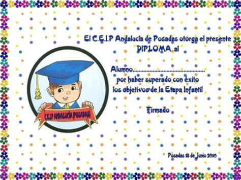 para ni os e infantil diplomas para imprimir gratis para ni os diplomas escolares infantiles para ni 241 os para imprimir y