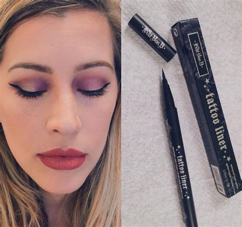kat von d tattoo liner oily lids 21 makeup products for oily skin that will actually keep