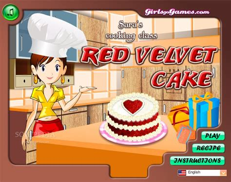 sara juegos de cocina sara s cooking class red velvet cake download