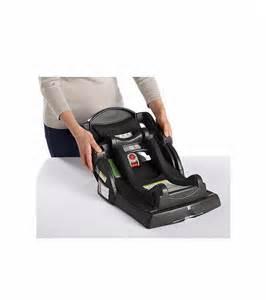 graco snugride click connect 40 infant car seat base black