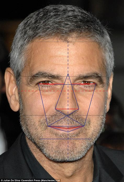 Gw100 F Small 140675 george clooney has the world s most handsome daily mail