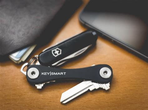 pocket knife key holder buy authentic keysmart deals for only s 23 9 instead of s 35 5