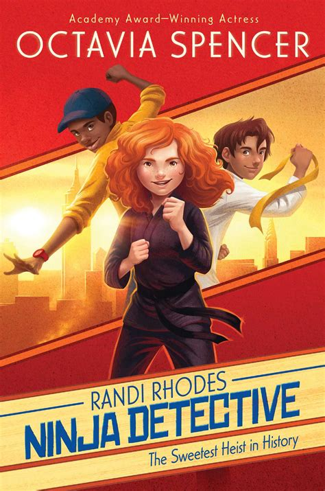 detective barnes series books the sweetest heist in history book by octavia spencer