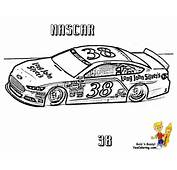 Mega Sports Car Coloring Pages  Cars Free NASCAR