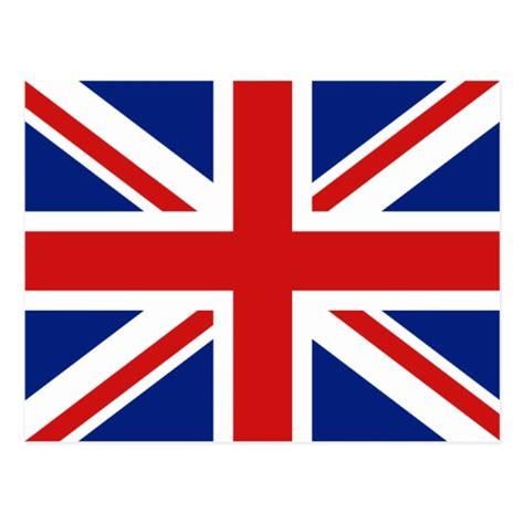 uk flag colors uk flag postcard zazzle co uk