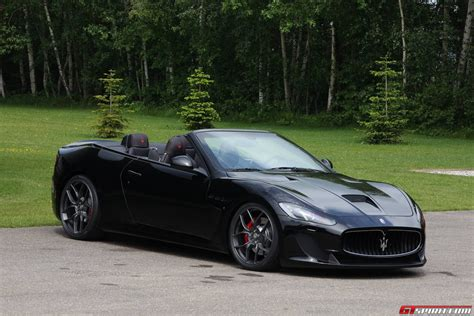 maserati supercar official supercharged maserati grancabrio mc by novitec