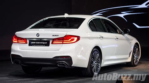 bmw malaysia contact g30 bmw 5 series now in malaysia 530i m sport priced at