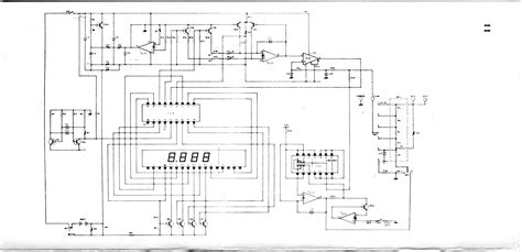 digital voltmeter wiring diagram wiring diagram with