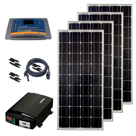 energy saving solar panel kits diy