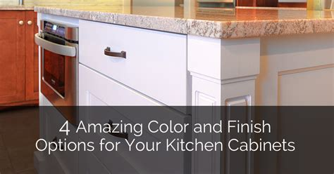 kitchen cabinet colors and finishes pictures options tips ideas hgtv 4 amazing color and finish options for your kitchen