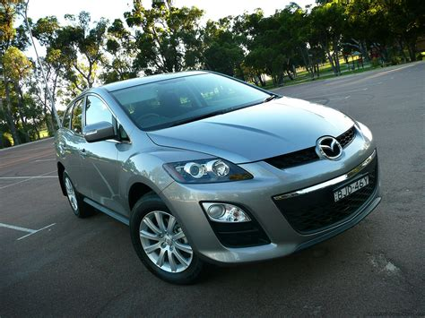 mazda cx 7 review road test caradvice