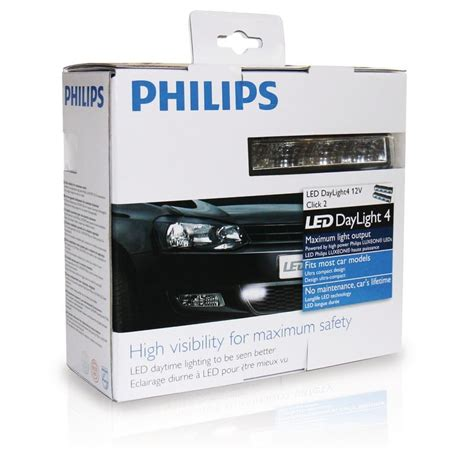 Led Drl Philips philips daylight 8 led daytime running lights drl
