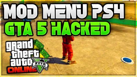 tutorial gta online ps4 gta 5 online 1 76 nuevo tutorial mod menu ps4 1 37