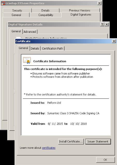 ccleaner trojan floxif s mart italia una versione compromessa di ccleaner ha