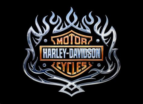 Kaos 3d Umakuka Original C O C 7 harley davidson emblems on behance motorcycle