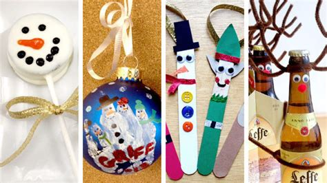 10 christmas craft ideas for kids plus 1 for grown ups