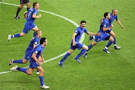 finale de la coupe du monde italia