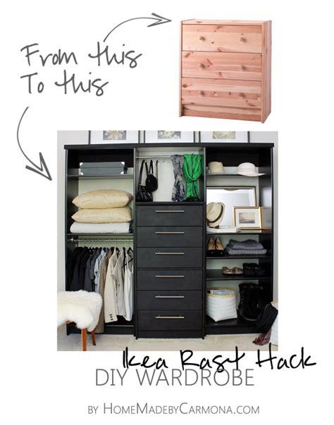 ikea diy wardrobe wardrobe hack
