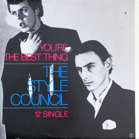 paul weller you re the best thing the style council you re the best thing vinyl at discogs
