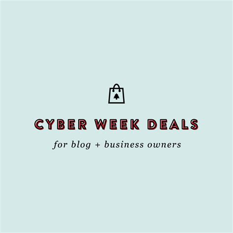 Whitney Design Home Essentials by Cyber Week Deals For Bloggers Amp Business Owners Whitney