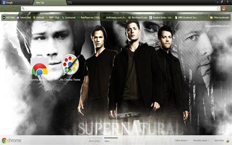 theme google chrome supernatural supernatural chrome web store