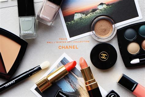 Makeup Chanel chanel aw17 makeup collection review travel diary a model recommends