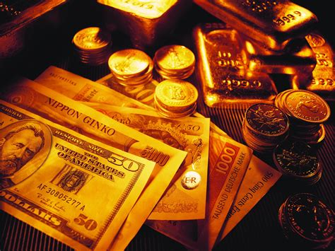 Wallpaper Money Gold   gold and money wallpapers and images wallpapers