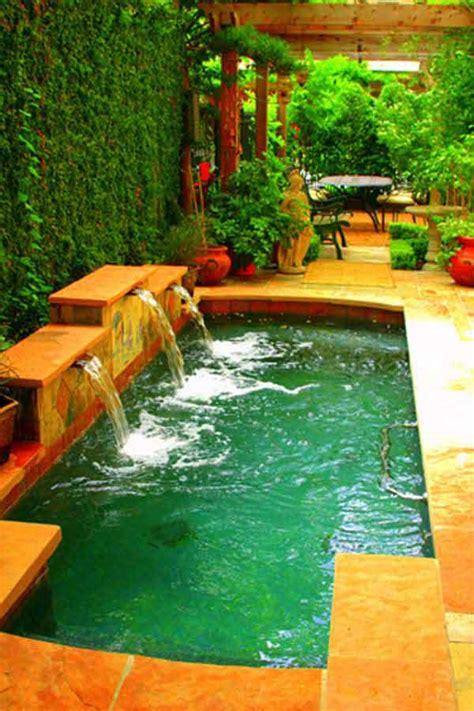 28 mindbogglingly alluring small backyard designs