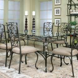 Rectangle Glass Dining Room Table Wescot Rectangular Dining Room Set Cramco Furniturepick