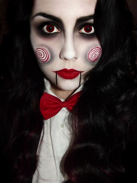 makeup tutorial jigsaw saw special billy the puppet costume makeup tutorials