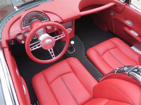 Custom Corvette Interior by 1962 Corvette Custom Interior Rod Rod