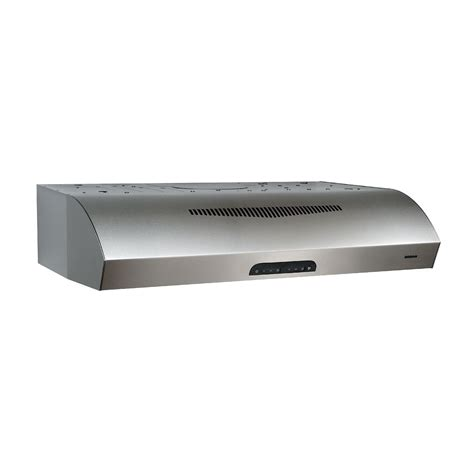 non vented range hoods cabinet non vented range hoods with led lighting for kitchen vent