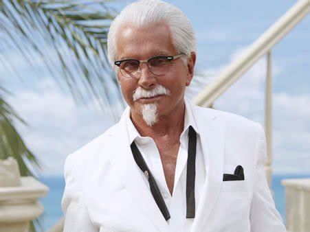 kentucky fried chicken commercial actor 2016 kfc just revealed a new colonel sanders business insider