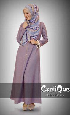 Marcella Ungu Rubiah Linen Syari muslim on hijabs styles and fashion