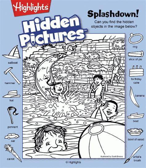 highlights hidden pictures printable pdf search results for highlights hidden pictures printable
