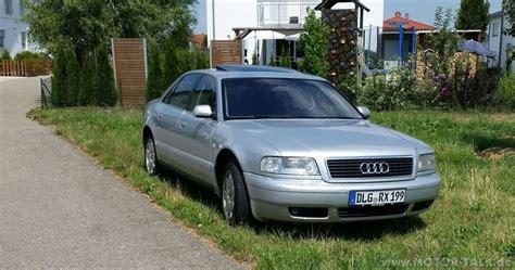 Audi A8 Rost by Auto Mit Df Und Platz Musste Feinstaubbomber