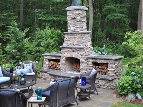 outdoor patios outdoor fireplace covered