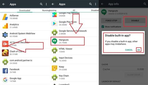 disable android apps how to uninstall preinstalled apps on android without root delete system apps without root