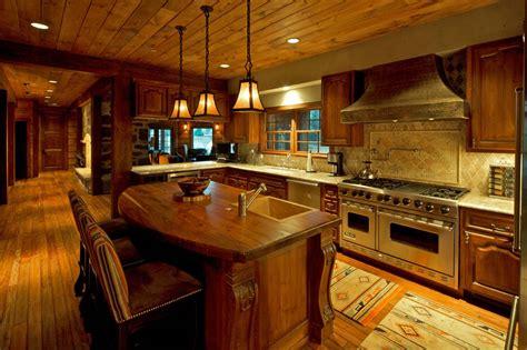 Aspen Kitchen by Chalet Tara Aspen Alpine Guru