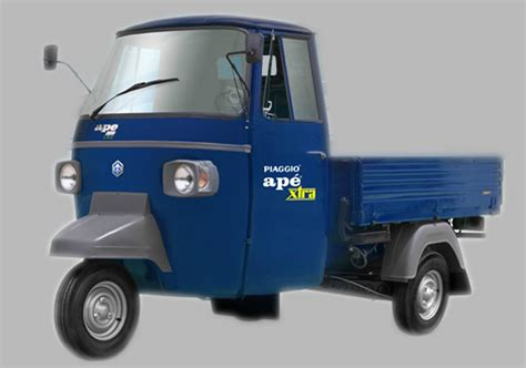 piaggio ape xtra manufacturers in india