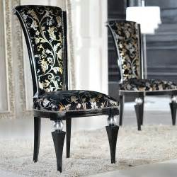 fully upholstered dining room chairs luxurious and elegant high back wood dining chair made in