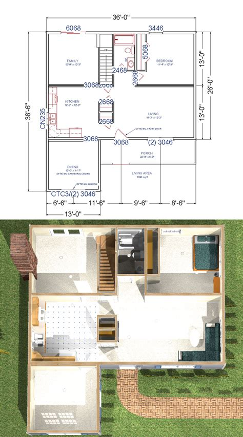 modular home addition plans baldwin modular cape house plans