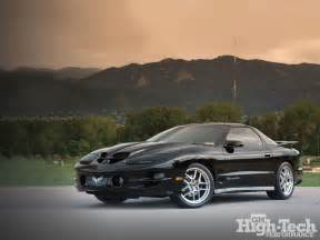 2000 Pontiac Trans Am Ws6 2000 Pontiac Trans Am Gm High Tech Performance Magazine